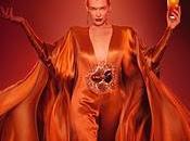 Calendrier Campari Milla Jovovich sème catastrophes