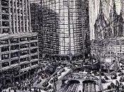 cités futuristes sous l'influence langienne