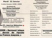 Présidentielles 2012 franc-maçonnerie