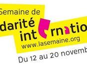 14ème édition Semaine solidarité internationale 2011…