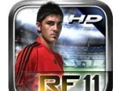 Real Football 2011 pour iPhone/iPad 0,79€ lieu 5,49€