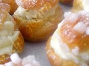 Mini choux crème chantilly