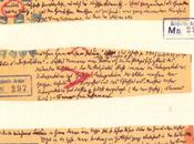 """Archives malgré tout Exposition """"Walter Benjamin Archives"""", Musée d'art d'histoire Judaïsme, Paris, jusqu'au février 2012 Pierre Pigot"""