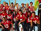 "Glee dans tourmente Victime ""too much, soon"""