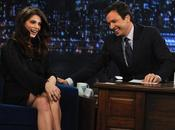 Ashley Greene Jimmy Fallon Show