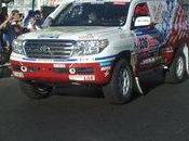 Dakar 2012: concurrents briefés Buenos Aires