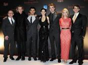 [Photos] Avant-Première Breaking Dawn Londres