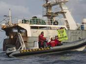 Océans être témoins crime pêche profonde