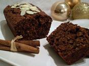 Pain d'épices muesli quinoa chocolat noix cajou