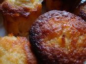 Petits gâteaux poires coeur d,ananas