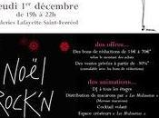 Soirée (très) Galeries Lafayette jeudi décembre