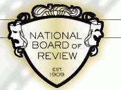 C'est (RE) parti. Natinal Board review. Vainqueurs sont....