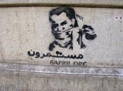 Virtual concrete petite contribution création graphique révolution égyptienne