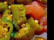 Gombos épices tomates