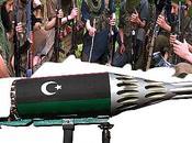 L'AQMI récupère armes remises rebelles Libye l'OTAN ainsi arsenaux Kadhafi.