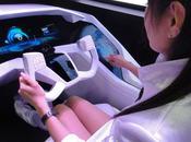 Mitsubishi Emirai concept électrique