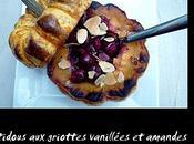 Patidous griottes vanillées amandes