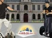 promenades d'une heure Segway dans Poitiers gagner