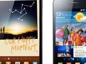 Samsung publie liste appareils recevoir avec grand absent, Galaxy