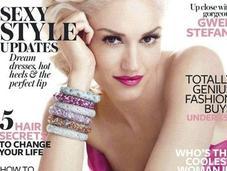 Rock Gwen Stefani couverture InStyle