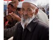 Marché bestiaux Kashgar