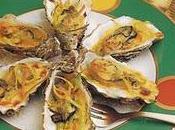 Huîtres chaudes champagne
