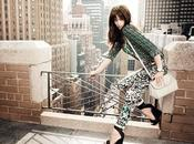 Photoshoot d'Ashley Greene Pour DKNY