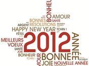 2012, nouvelle année...