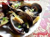 Palourdes sautées piments 豉椒炒蛤蜊 chǐjiāo chǎo hǎli