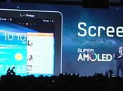 Samsung présente tablette Galaxy pour 2012