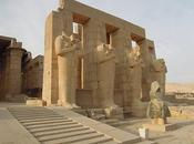 Ramesseum, temple Ramsès