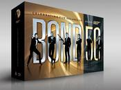 James Bond l'intégrale Blu-ray