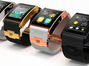 Watch montre compatible Androïd...