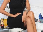 Kimora Simmons (Hounsou) lance Shinto Clinical Skinscare prod.