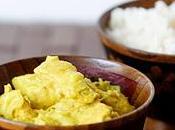 Ayam Kuning, poulet tout jaune façon indonésienne