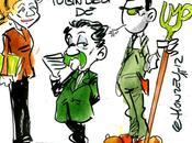 Bové, sors corps Sarkozy
