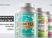 plan jour frais port gratuits nouvel e-shop Kusmi