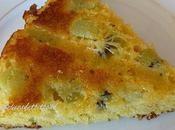 Gâteau kiwis