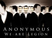 Anonymous annonce blocage prochain Twitter Facebook