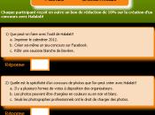 "Halalati organise ""Concours pour concours"""