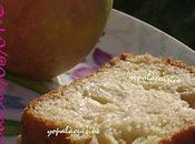 Cake Pommes Amandes... Tout douceur