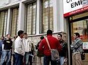 Chômage Espagne 22,85%