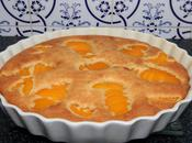 Gâteau Amandine Pêches