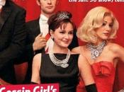 Blake Lively Marilyn Leighton Meester Audrey 100ème épisode Gossip Girl