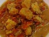 Soupe poisson marocaine