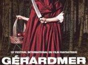 Cinéma 19ème festival international film fantastique Gérardmer, palmarès