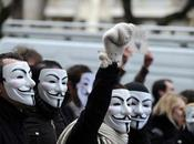 Manifestation Anonymous France