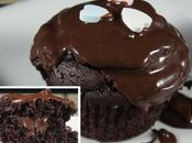 Cupcakes moelleux chocolat