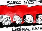 Nicolas Sarkozy, fervent opposant libéralisme