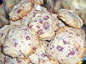 Cookies farine Khorasan chocolat lait/caramel